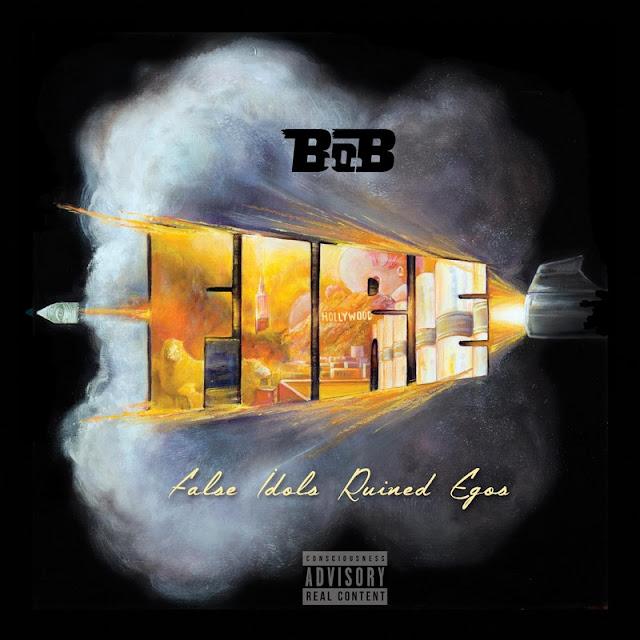 """B.o.B  lança a mixtape """"FIRE"""""""