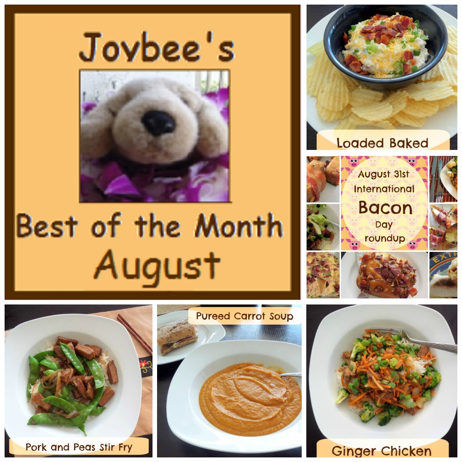 Best of the Month August 2014:  A recap of my most popular posts from August 2014
