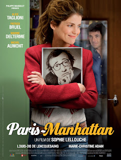 Ver Película Paris Manhattan Online Gratis (2012)