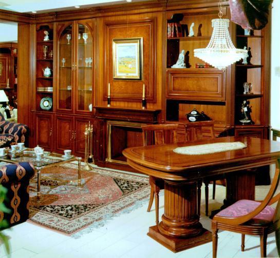 Muebles martos salones for Muebles salon clasico moderno