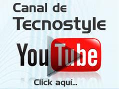 Canal de Tecnostyle en YouTube