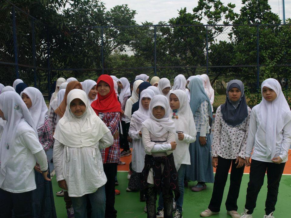 Perpisahan Siswa Kelas 6 SD SIT Fajar Hidayah, Kota Wisata Cibubur