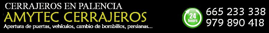 CERRAJEROS PALENCIA - 665 233 338 - AMYTEC CERRAJEROS