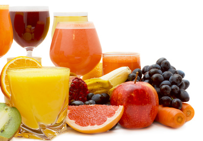 how to prepare vegetables and fruits for juicing