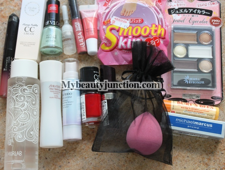 Here's my first blogoversary international multi-prize giveaway