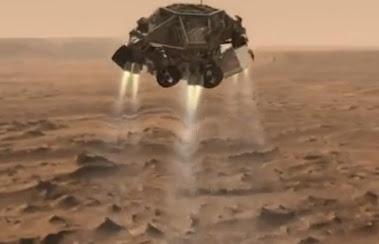 Curiosity - Há vida no planeta Marte?
