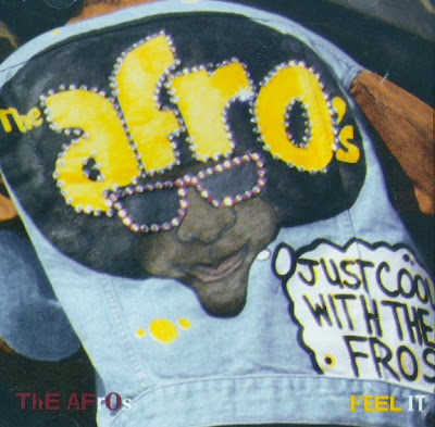 The Afros – Feel It – CDS Promo – 1990