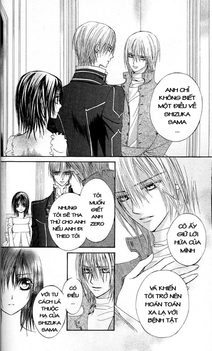 Vampire Knight Chapter 20 - Trang 15
