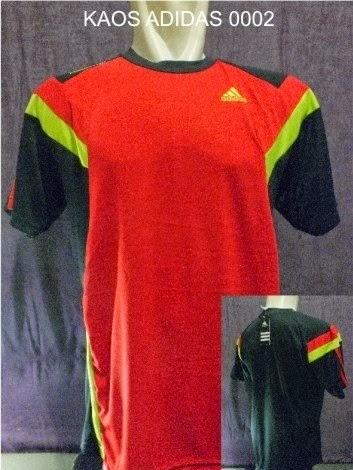 Jual Kaos Futsal Pekanbaru ADIDAS 0002