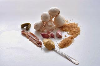 Mushroom Burger Sauce ~ Simple Food