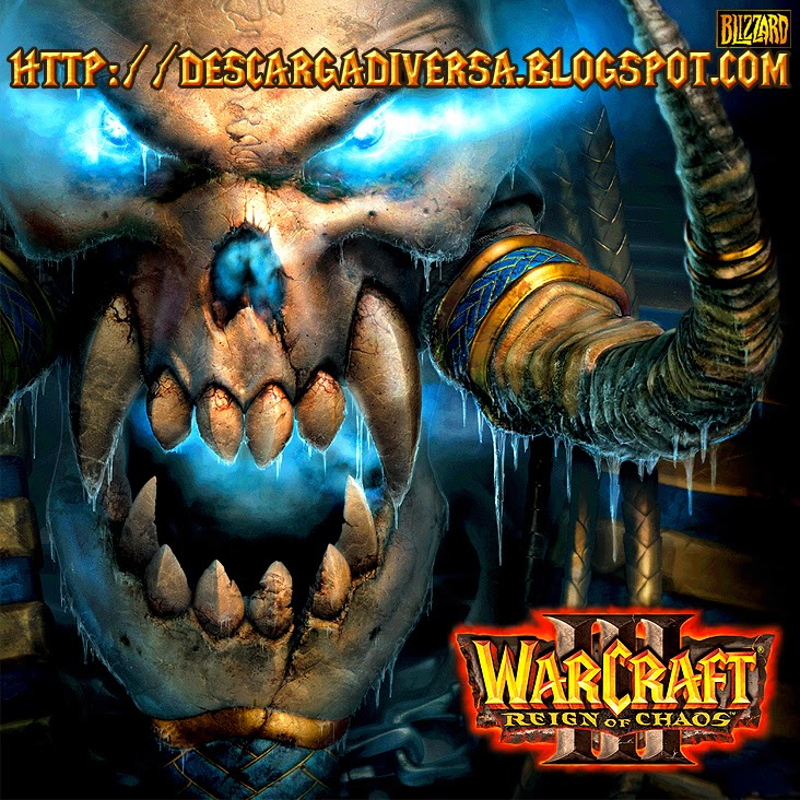 Warcraft 3 Reign Of Chaos PC