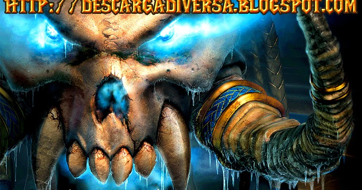 Warcraft 3 reign of chaos iso