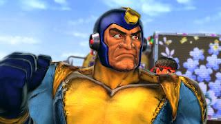 Megaman dans Street Fighter X Tekken. 1327626233071