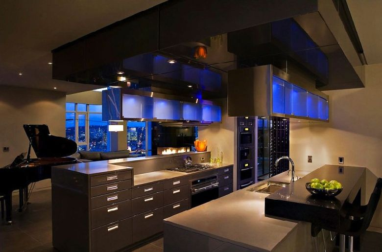 Modern Kitchen Luxury Interior Design