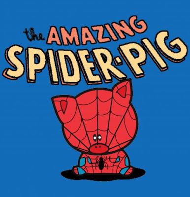 porco aranha