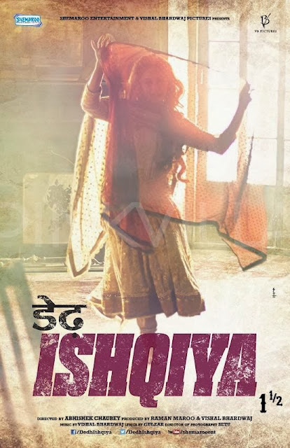 First look of Dedh Ishqiya starring Madhuri Dixit