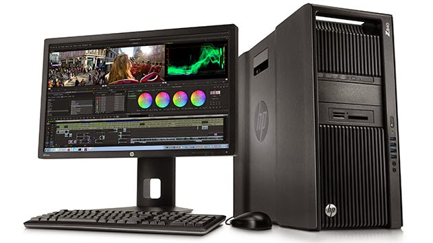 HP Unveils Its Most Powerful Desktop Workstations With 36-Cores