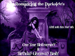 Blogoversary & Birthday Giveaway Bash {3}