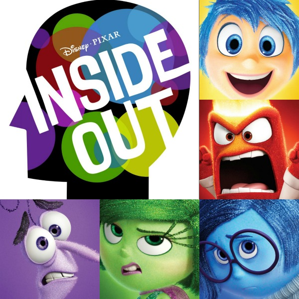 Inside/Out Review, Disney Movies, Kid Movies, Movie Reviews, Inside Out Review