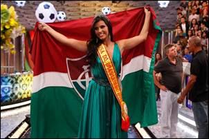 Musa do Brasileirão 2011 é do Fluminense.