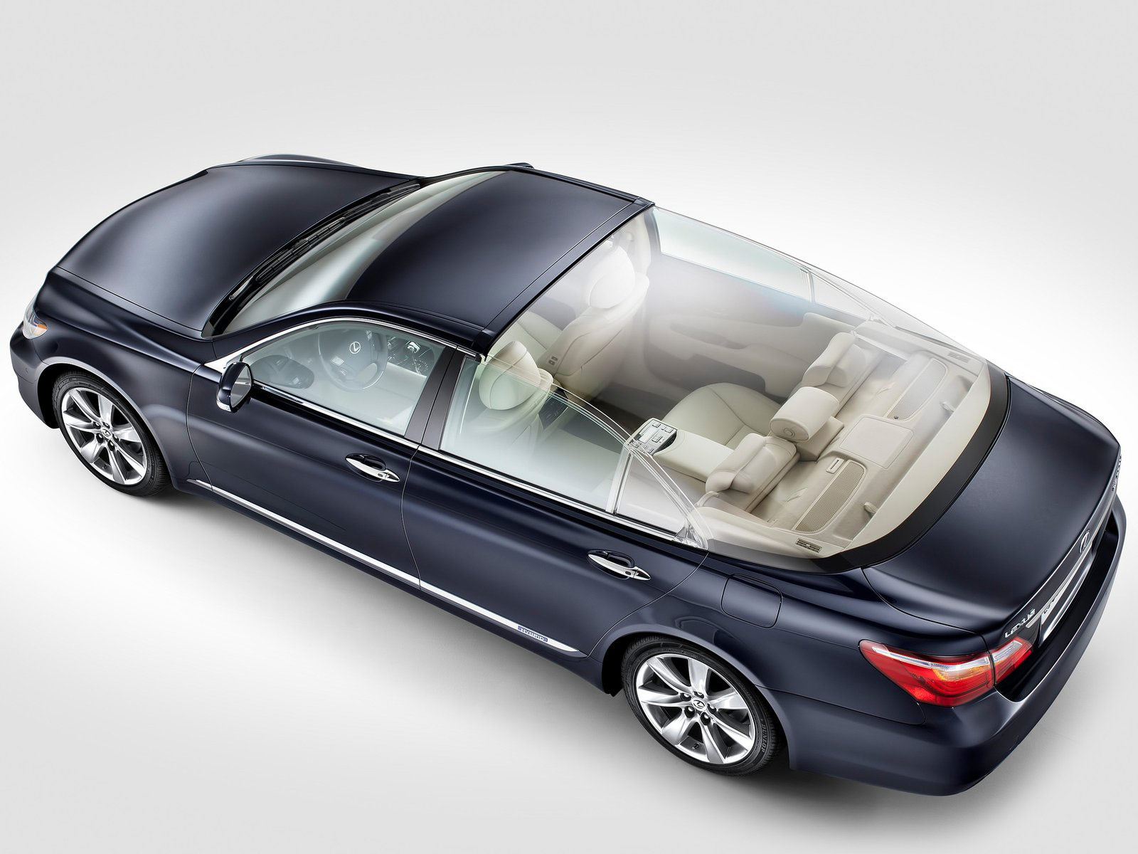 Lexus lf gh concept 2011 exterior detail 49 of 49 1600x1200 - A