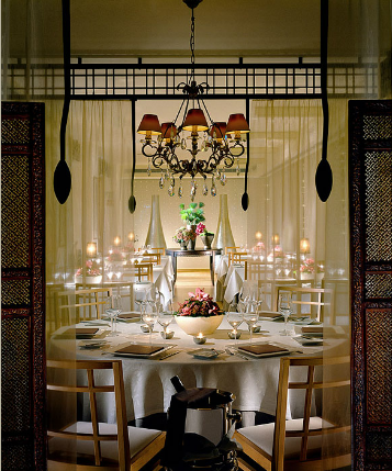 Restaurante Flor de Aigua Hotel Alva Park
