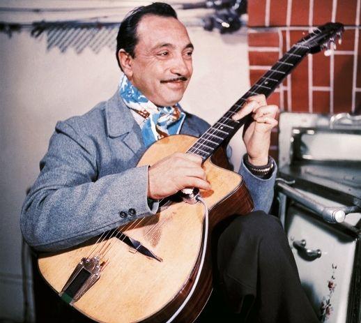 Django Reinhardt - Scatterbrain