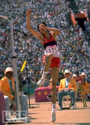 Los Angeles 1984 - Zhu Jianhua