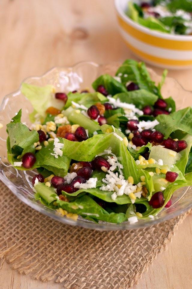 Vadapappu Salad