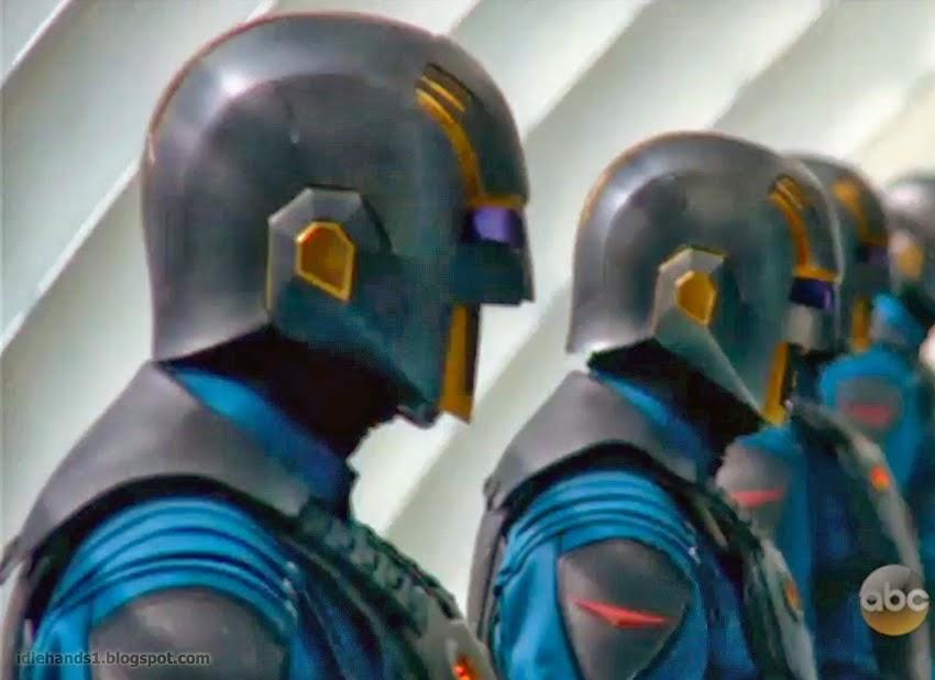 "Nova Corps en ""Guardianes de la Galaxia"""