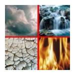 as quatro forças da natureza, ou a mão de Deus?