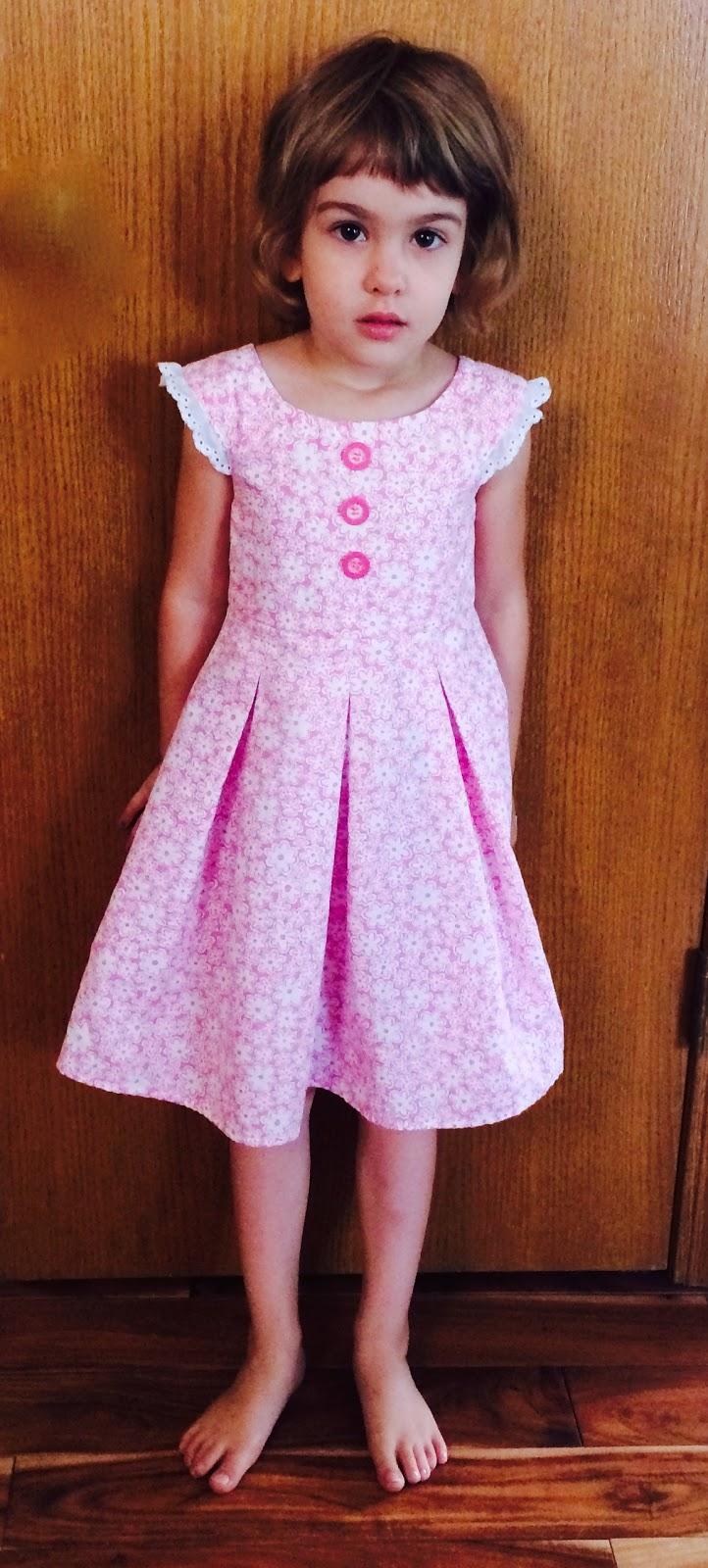 Sew Kansas: Summer Dress