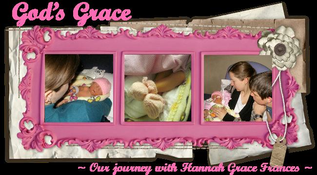 God's Grace - Hannah's Legacy