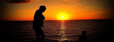 Magnifique Couverture Facebook  Coucher de Soleil