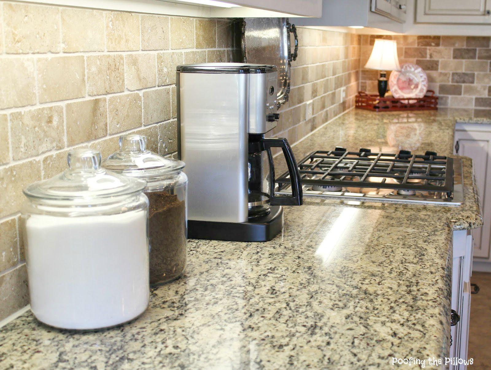 tile kitchen countertop - Kitchen Counter Decor