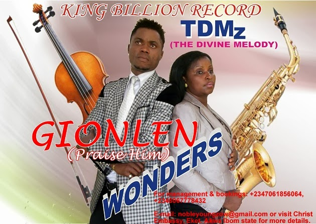 WORSHIP SONG: TDMz ~ Gionlen (Praise Him)