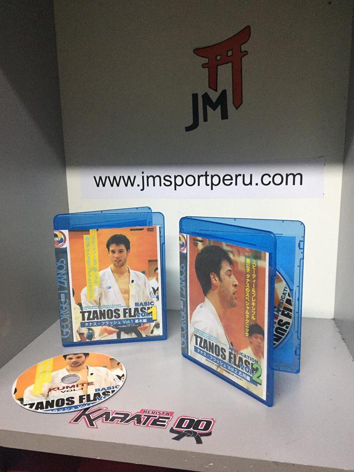 DVD GEORGE TZANOS