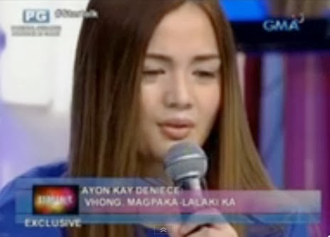 Deniece Cornejo speaks up on Startalk Exclusive Interview