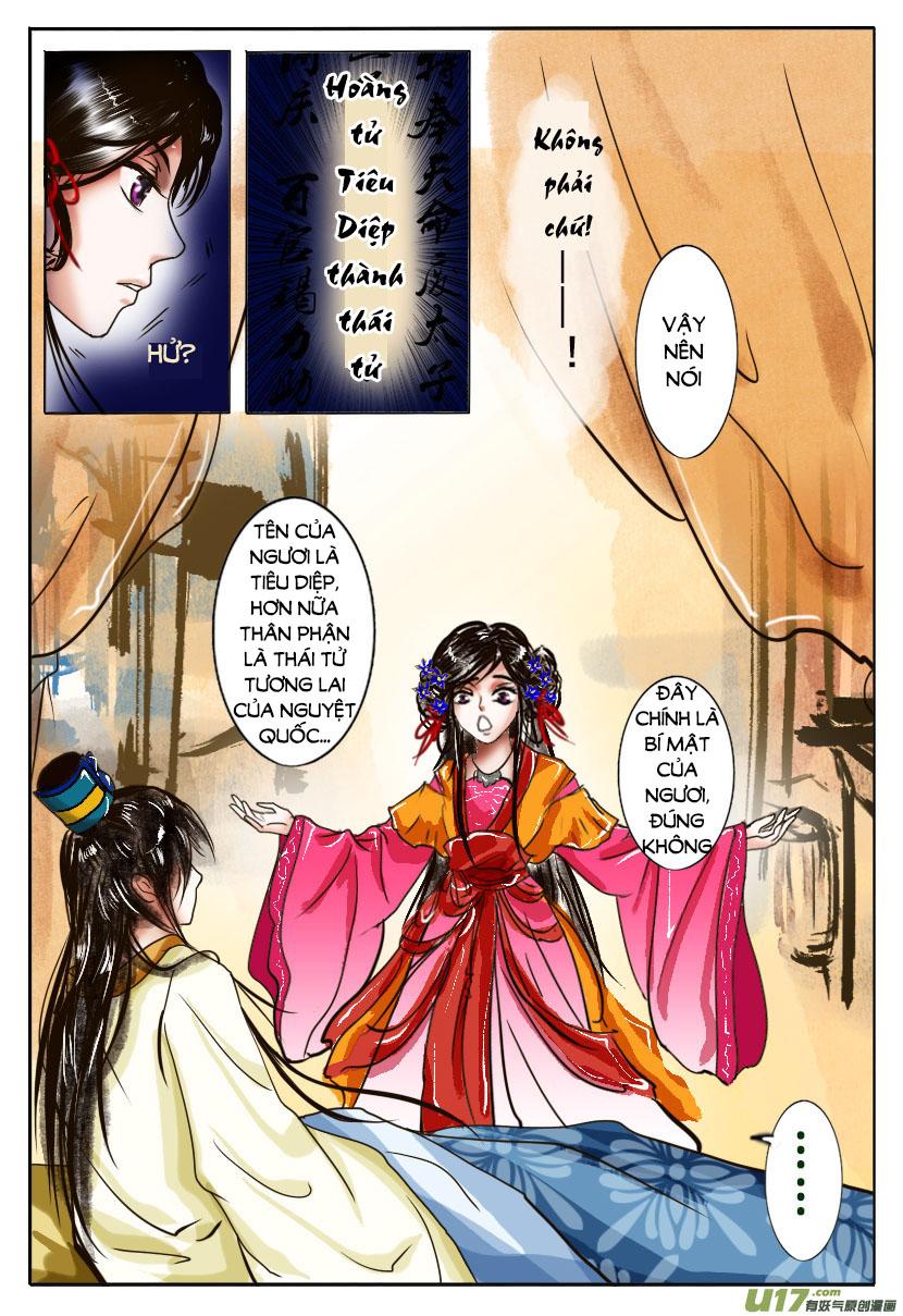 Tam Thiên Nhứ Chap 12 - Next Chap 13