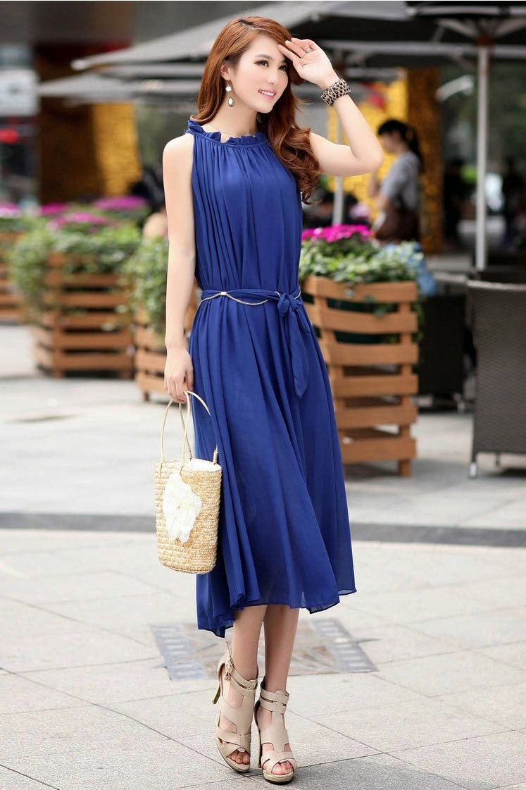 Tips Memilih Baju Fashionable Sesuai Dengan Bentuk Tubuh