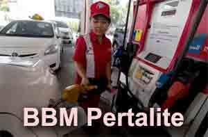 Info Blog, BBM Pertalite