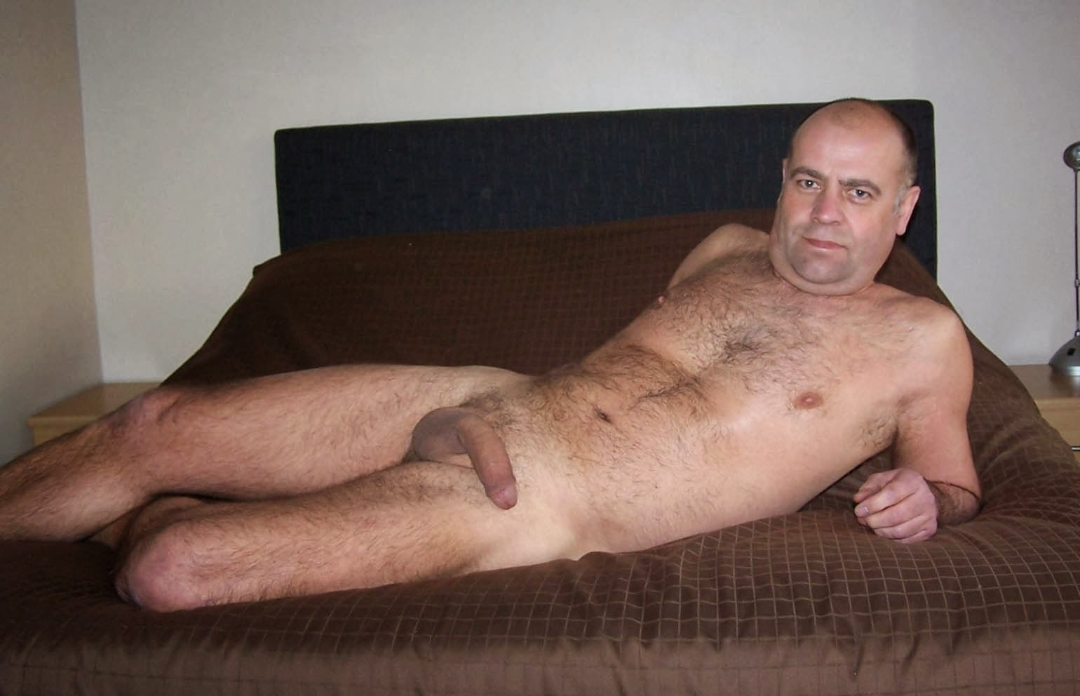 Naked Old Men Hairy Bears
