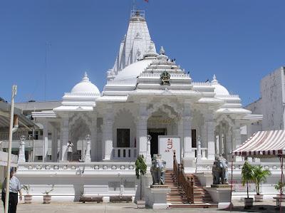 (Kenya) - Mombasa - Hindu Temples