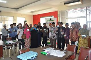 Silaturahim Pengurus Forum KBIH se DKI Jakarta bersama Gemahati & Susu Haji Sehat