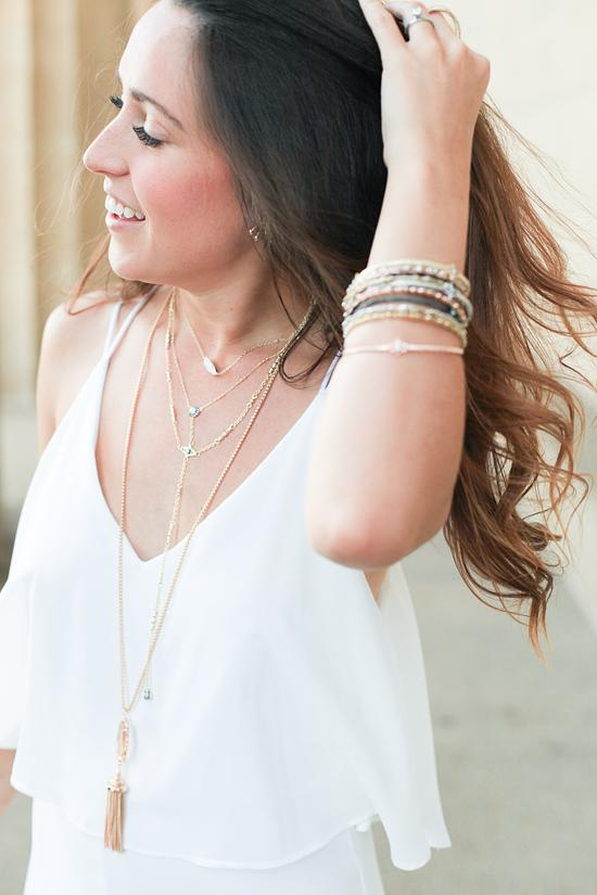 Here&Now: Kendra Scott Mystic Bazaar Coby necklace #mysticbazaar