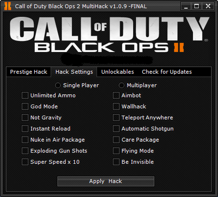 Call of Duty Black Ops II- Patch torrent on isoHunt