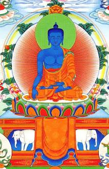 Akshobhya, el Buda Blau.