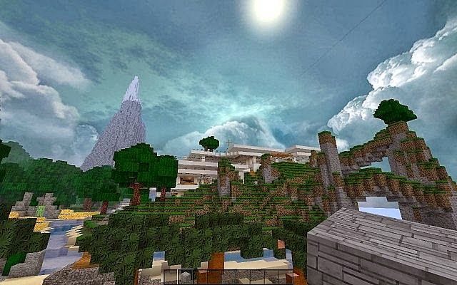 how to install minecaft texture pack