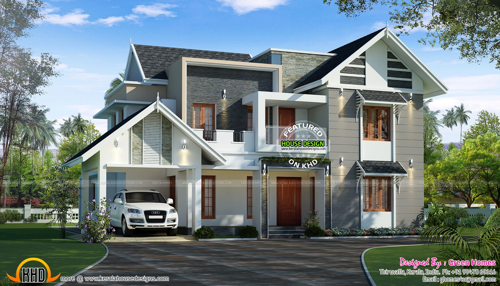 august 2015 kerala home design and floor plans share the