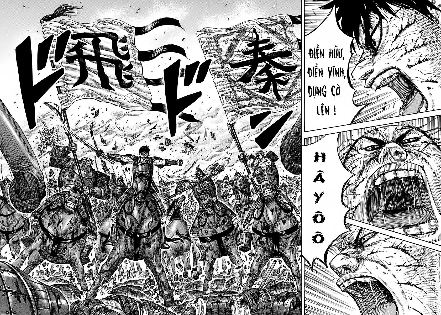 Kingdom – Vương Giả Thiên Hạ (Tổng Hợp) chap 274 page 17 - IZTruyenTranh.com